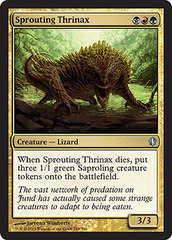 Sprouting Thrinax on Channel Fireball