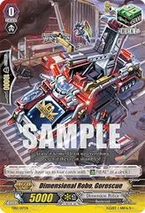 Dimensional Robo, Gorescue TD12/017EN - TD
