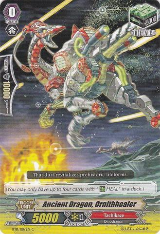Ancient Dragon, Ornithhealer - BT11/087EN - C