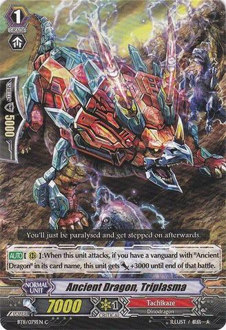 Ancient Dragon, Triplasma - BT11/079EN - C
