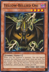 Yellow-Bellied Oni - SHSP-EN033 - Common - 1st Edition