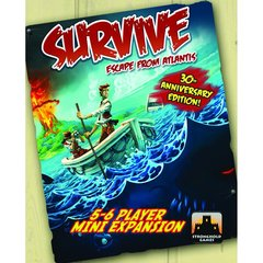 Survive: Escape from Atlantis! 5-6 Player Expansion