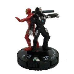 Iron Man and War Machine - 043