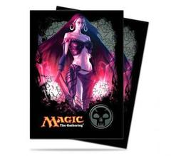 Mana 4 Planeswalker - Liliana Standard Deck Protectors for Magic 80ct