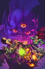 Justice League Hc Vol 04 The Grid (N52)