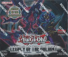 Legacy of the Valiant 1st Edition Booster Box