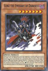 Gorz the Emissary of Darkness - Blue - DL13-EN013 - Rare - Unlimited Edition