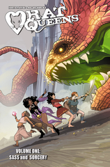 Rat Queens Trade Paperback Vol 01 Sass & Sorcery (Mature Readers)