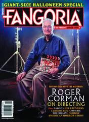 Fangoria #335 (C: 0 1 1)