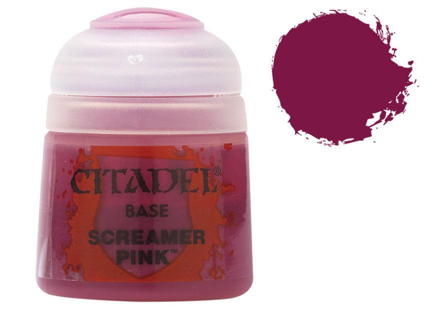 Citadel Base Screamer Pink 12ml