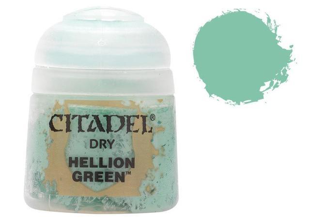 23-07 Dry Hellion Green - 12ml