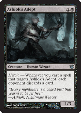 Ashioks Adept