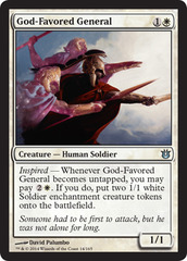 God-Favored General - Foil