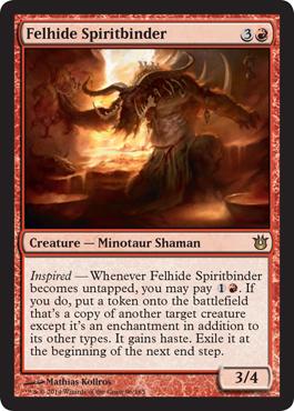 Felhide Spiritbinder - Foil