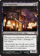 Fate Unraveler - Foil on Channel Fireball