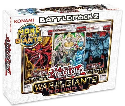 Yu-Gi-Oh Battle Pack #2: War of the Giants Round #2 Kit
