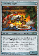 Stocking Tiger - Foil