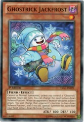 Ghostrick Jackfrost - LVAL-EN021 - Common - 1st Edition