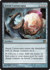 Astral Cornucopia - Foil on Channel Fireball