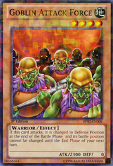 Goblin Attack Force - BP02-EN008 - Mosaic Rare - Unlimited