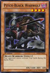 Pitch-Black Warwolf - BP02-EN030 - Common - Unlimited