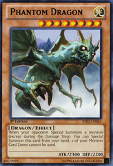 Phantom Dragon - BP02-EN065 - Rare - Unlimited Edition