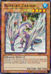 Blizzard Dragon - BP02-EN075 - Mosaic Rare - Unlimited