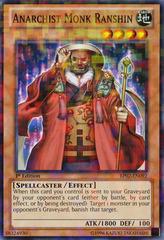 Anarchist Monk Ranshin - BP02-EN092 - Mosaic Rare - Unlimited Edition on Channel Fireball