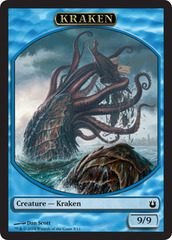 Kraken Token on Channel Fireball
