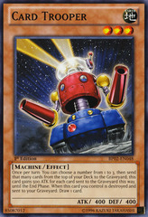 Card Trooper - BP02-EN048 - Common - Unlimited