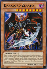 Darklord Zerato - BP02-EN060 - Rare - Unlimited