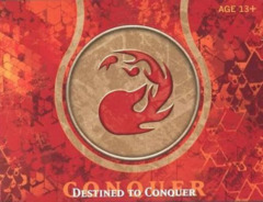 Born of the Gods Prerelease Kit - Destined to Conquer - Red