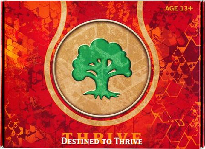 Born of the Gods Prerelease Kit - Destined to Thrive - Green