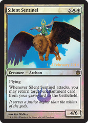 Silent Sentinel (Born of the Gods Prerelease)