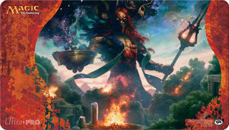 Born of the Gods Xenagos, God of Revels Playmat for Magic