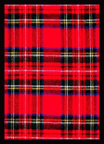 Legion Tartan Plaid Deck Protectors 50ct.