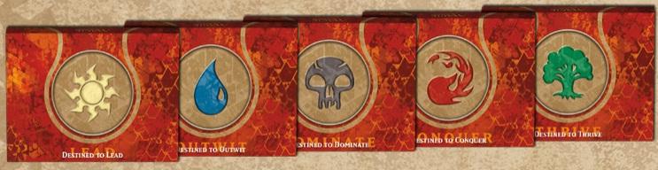 Born of the Gods Prerelease Kit - Set of 5