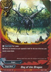 Day of the Dragon - BT01/0010 - RR