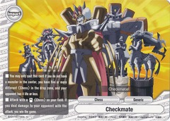 Checkmate - BT01/0074 - UC