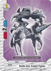 Battle Unit, Knight Fighter - BT01/0098 - C