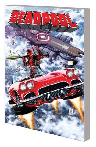 Deadpool Tp Vol 04 Deadpool Vs Shield