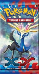 XY Base Set Booster Pack on Channel Fireball