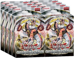 Wave of light structure deck yu gi oh sealed product yu gi oh cyber dragon revolution 1st edition box mozeypictures Images