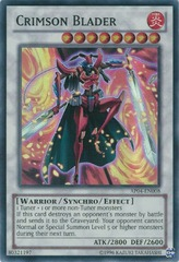 Crimson Blader - AP04-EN008 - Super Rare - Unlimited Edition on Channel Fireball