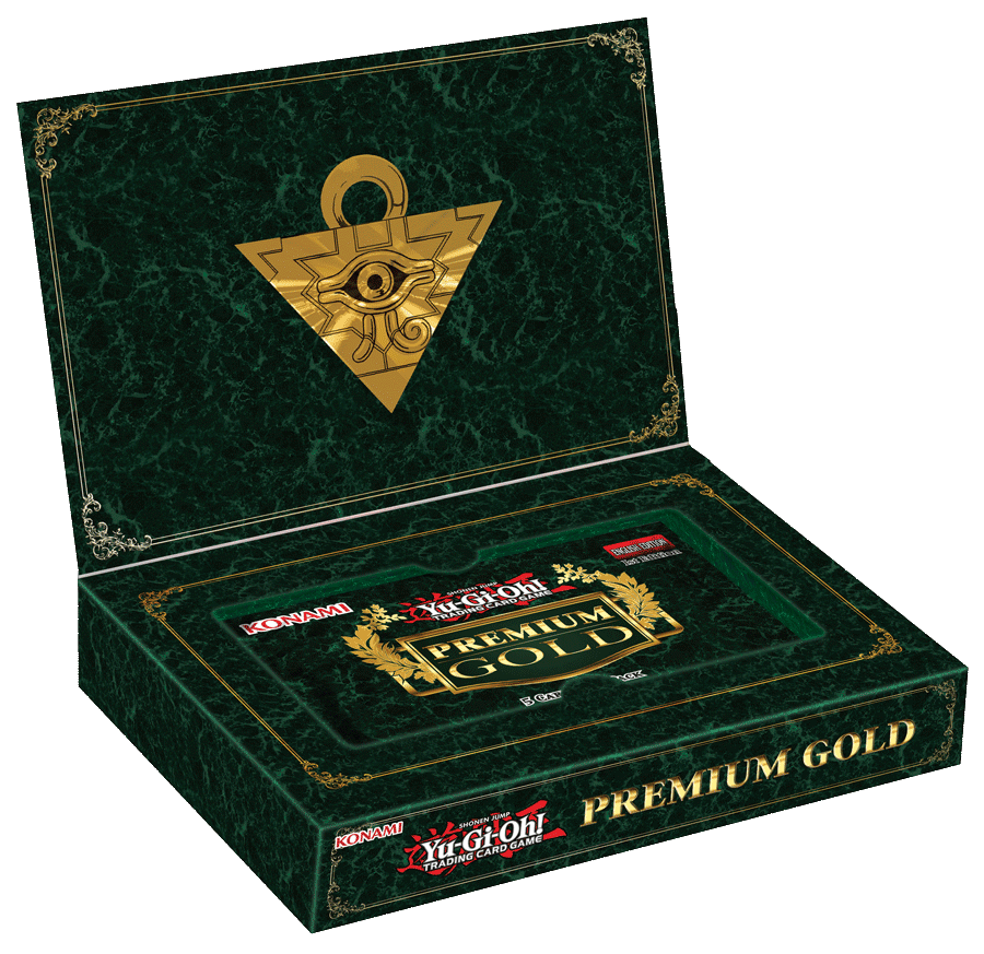 Premium Gold Booster Pack European Version Unlimited Edition