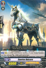Sunrise Unicorn - BT12/055EN - C