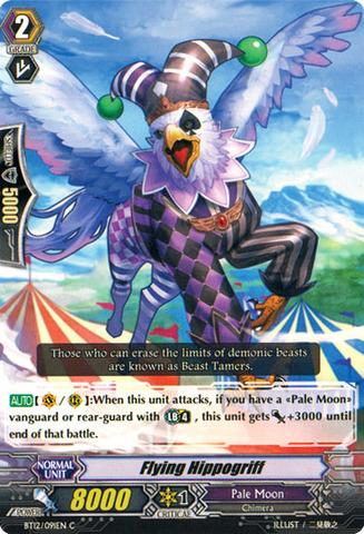 Flying Hippogriff - BT12/091EN - C