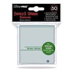 69mm X 69mm Board Game Sleeves 50ct