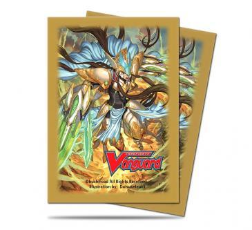 Small Deck Protectors for Cardfight!! Vanguard 55ct - Garmore