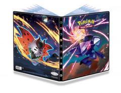 Ultra Pro Pokemon Black & White BW10 Plasma Blast 9-Pocket Portfolio - Genesect/Volcarona
